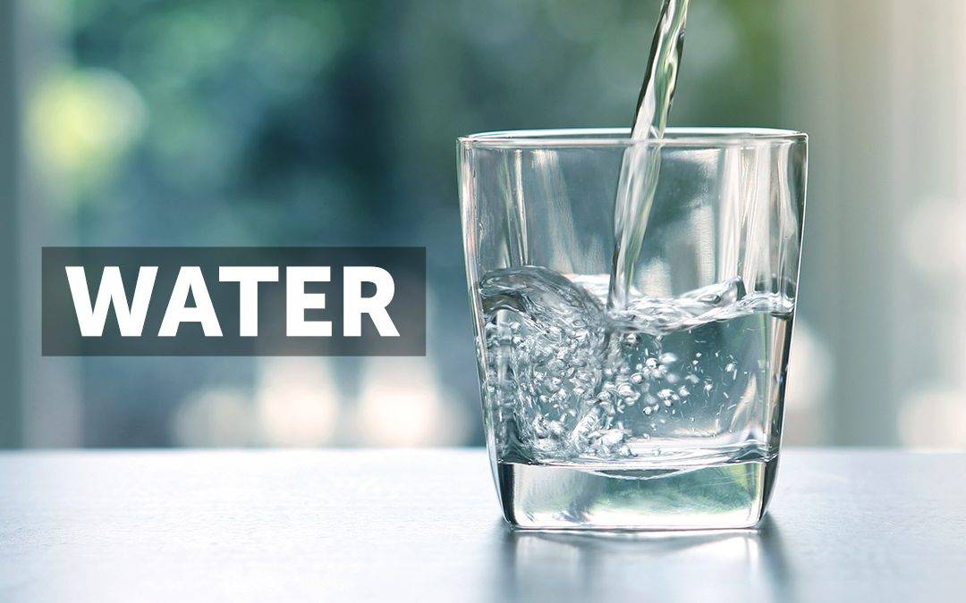 Drink more water to be healthier and better looking